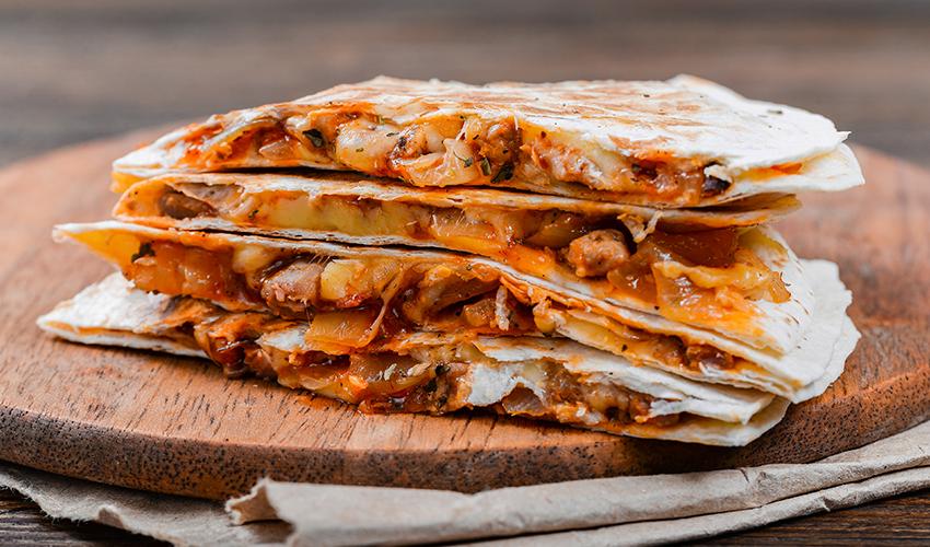 comidas-sin-lactosa-Quesadillas