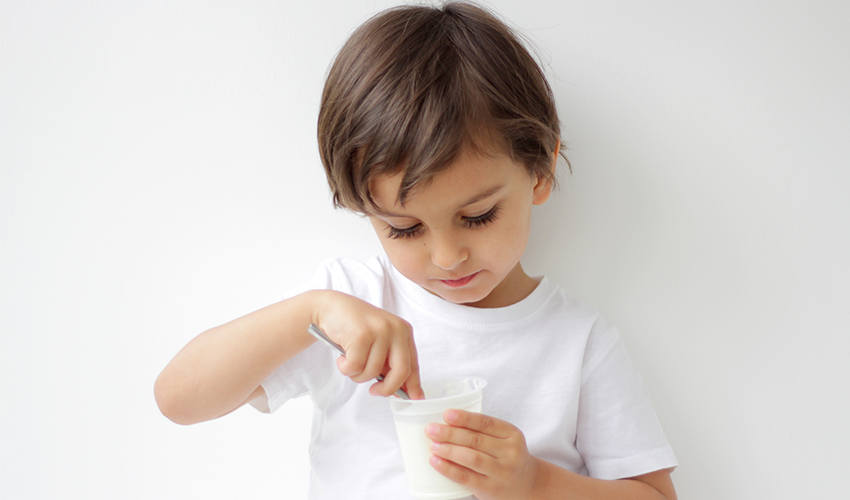 consumo de lácteos