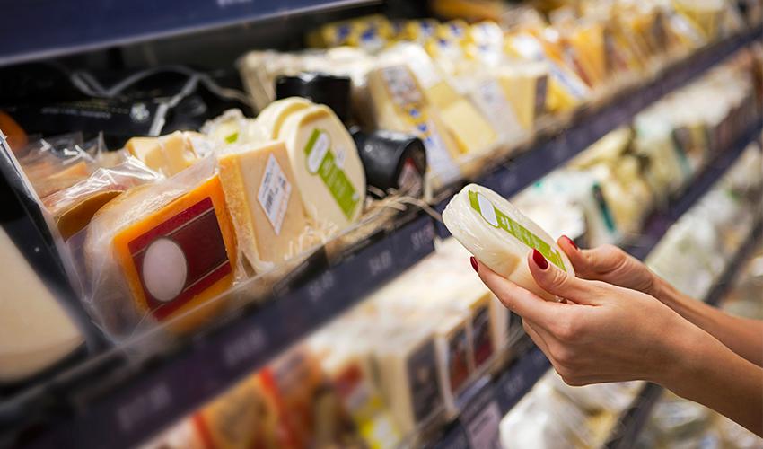 porcentaje de lactosa en los alimentos diarios