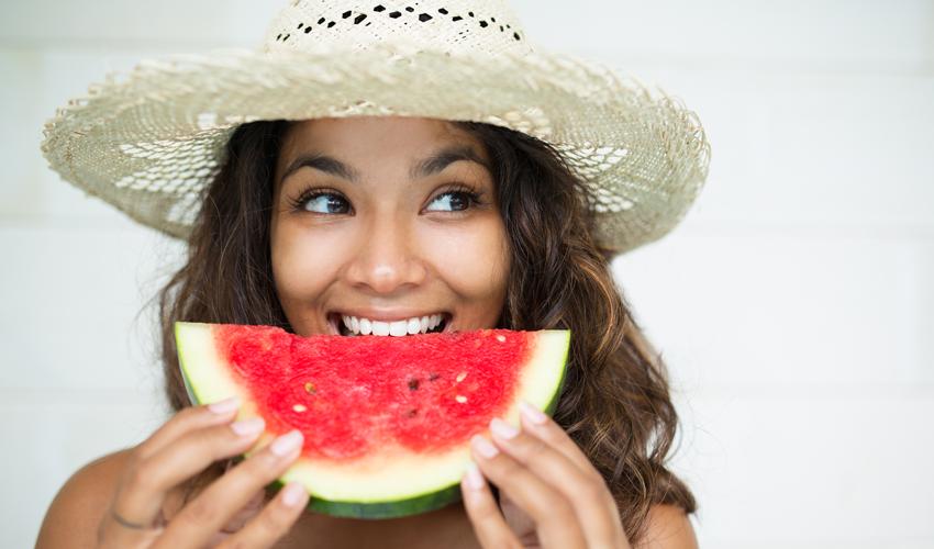 alimentos sin lactosa verano