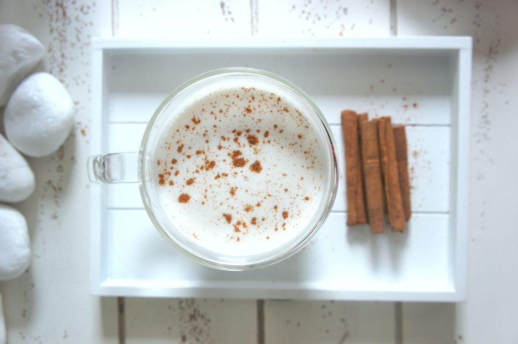 vaso leche sin lactosa